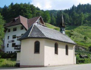 Rosenkranzkapelle außen