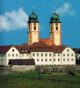 Pfarrkirche St. Märgen