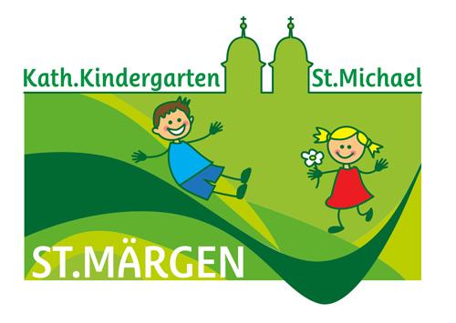 "Logo: Kindergarten St. Märgen ""St. Michael"""