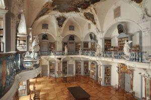 Der neue Videoclip zur Barockbibliothek in St. Peter