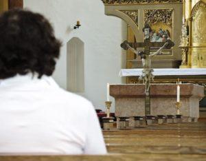 Innenhalten – Stille – Eucharistie