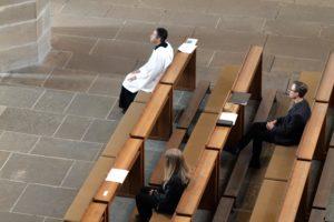 Gottesdienstende bei den Ausgangsbeschränkungen ab dem 12. Dezember