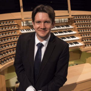 Internationale Orgelkonzerte in Barockkirche St. Peter am Sonntag, 08.08. Andrew Dewar um 17 Uhr