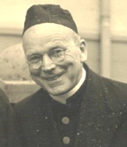 """Erinnerung an den """"Klausner"""", Prof. Dr. Engelbert Krebs"""