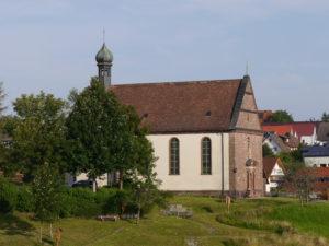 Die Ursulakapelle, ein Ort der Stille, des Gebetes und der Anbetung